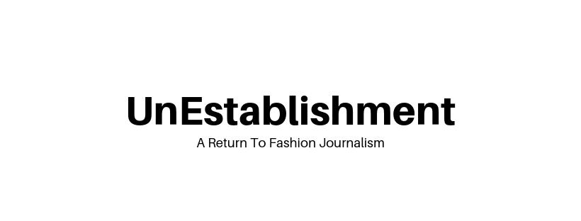 UnEstablishment Logo